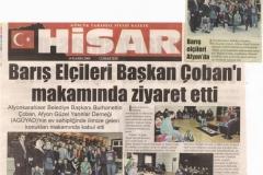 Hisar Gazetesi - 14.11.2009