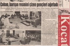 Kocatepe Gazetesi - 14.11.2009