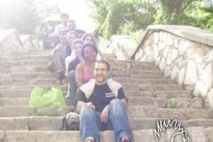 merdivenlerde