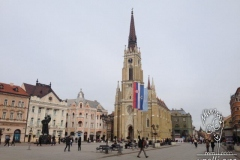 Novi Sad Liberty Square
